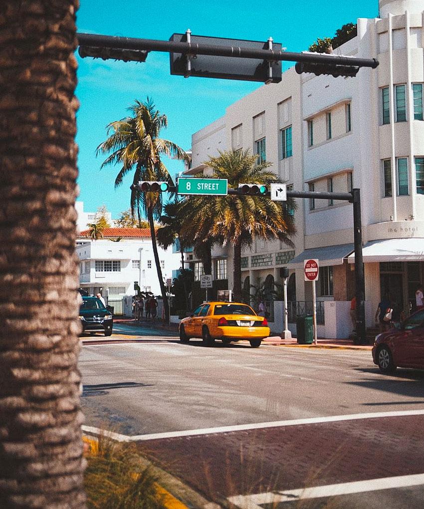 News Keys Shoes - Si vola a Miami per la nuova campagna ADV